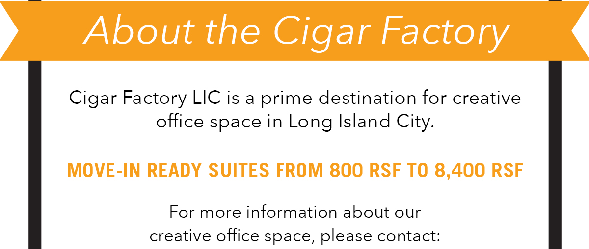 About the Cigar Factory